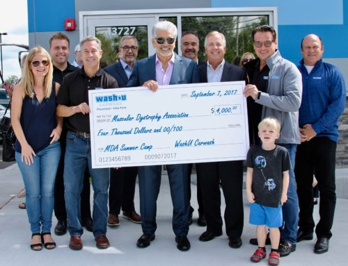 Grand Opening Raises More Than $6k in Support of Muscular Dystrophy Association