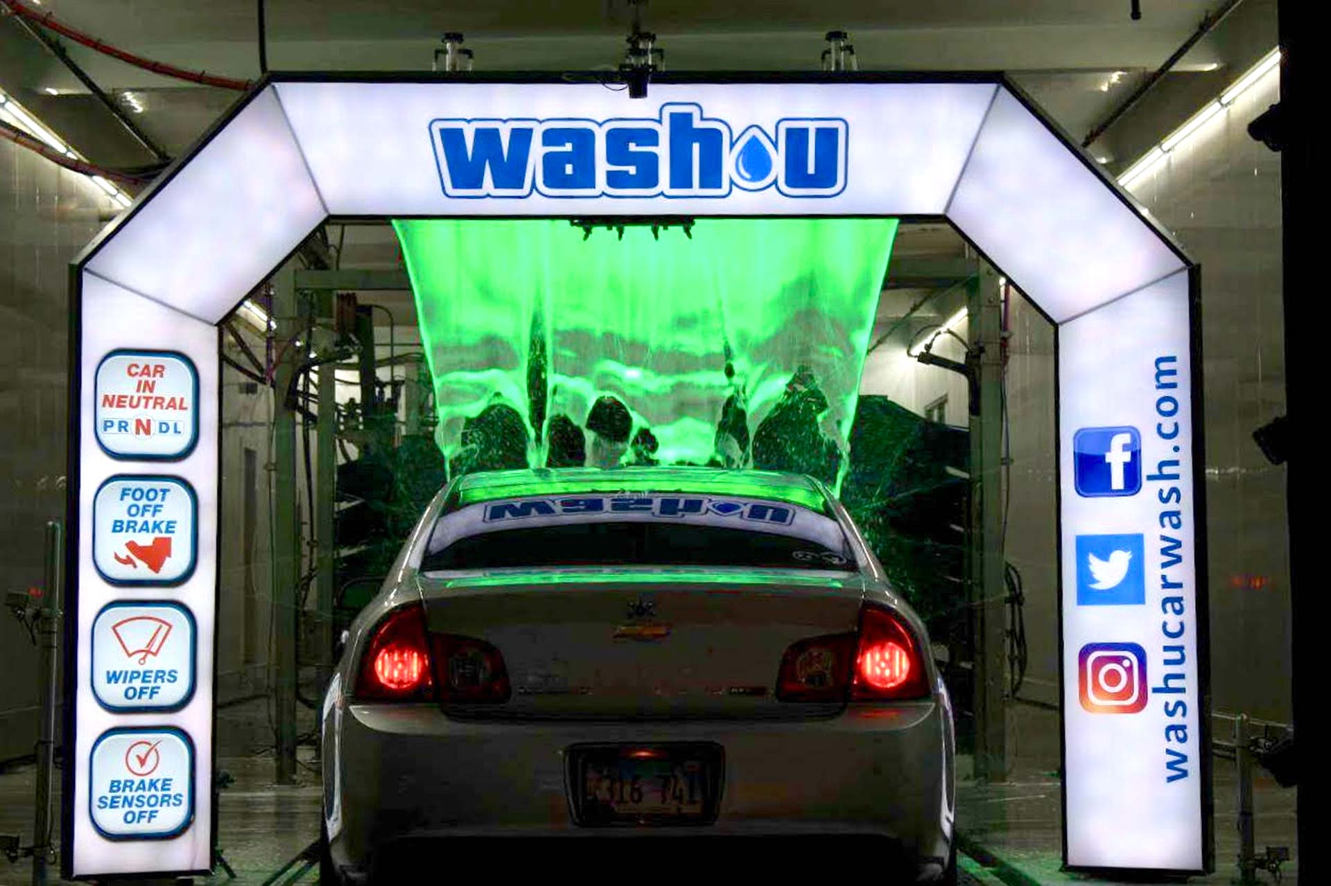Celebrate St. Patrick's Day with 2$ Off Any Premium Carwash